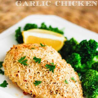 Baked Parmesan Garlic Chicken