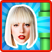 Lady Gaga Bird Game