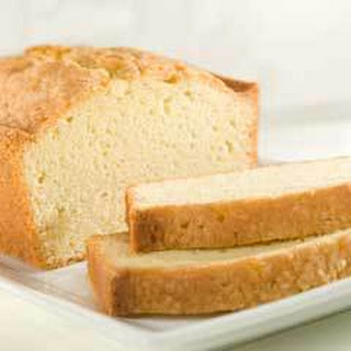 Classic Buttery Pound Cake.