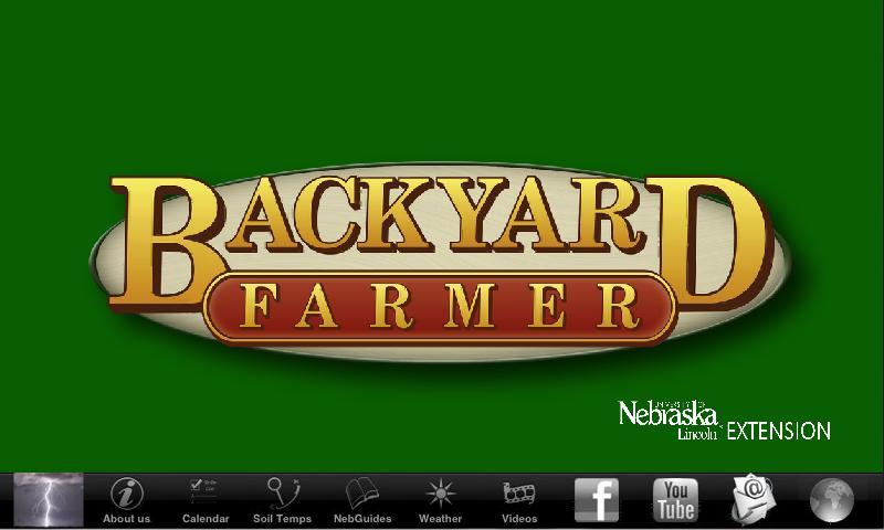 Backyard Farmer- screenshot