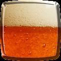 Bier Live Hintergrund icon