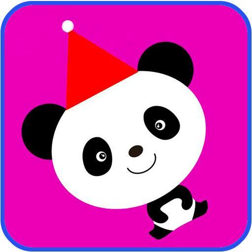 可愛的動物拼音 LOGO-APP點子