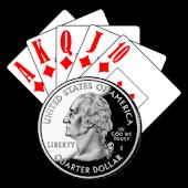 Poker Coin Flip