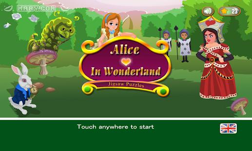 Alice in Wonderland Puzzle 解謎 App-愛順發玩APP