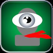 体力診断アプリ(視覚反応時間測定編)