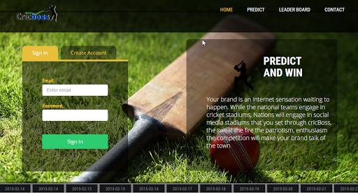 玩免費體育競技APP 下載CricBoss app不用錢 硬是要APP