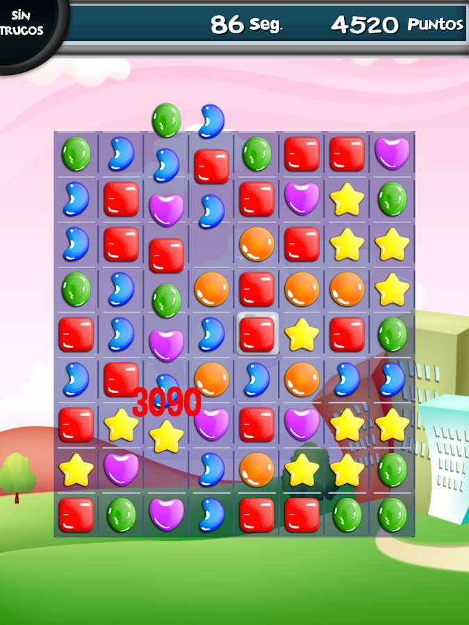 Social Geowars. Play&Win.- screenshot