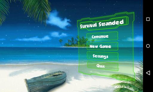 Survival Stranded Island
