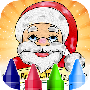 Christmas Coloring Book 4 Kids for PC and MAC