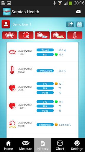 玩健康App Samico Health免費 APP試玩