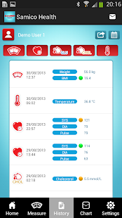 Samico Health- screenshot thumbnail