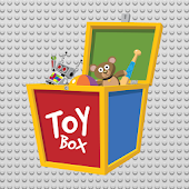 Toy Box for kids and toddlers