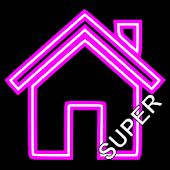 Pink Neon Super Theme