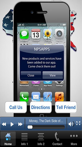 NPSAPPS App Demo