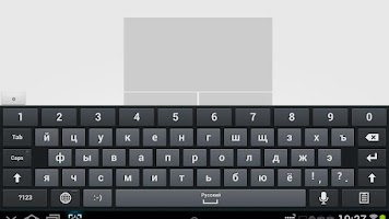 Screenshot of Air Keyboard