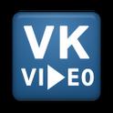 VK Video видео-аудио плеер ВК icon