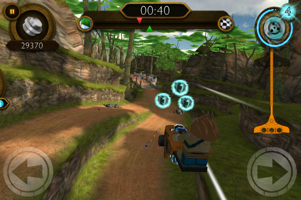 LEGO® Speedorz™- screenshot