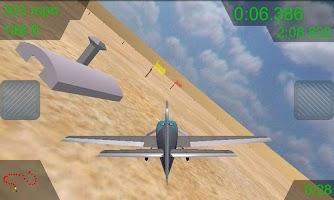 Screenshot of Race Pilot 3D