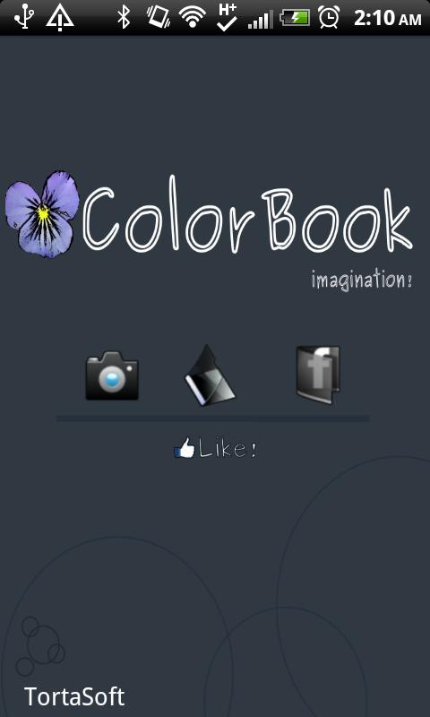 ColorBook - screenshot