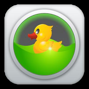 小黃鴨電池動態桌布 個人化 App LOGO-硬是要APP