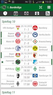 Hannover 96 App - screenshot thumbnail