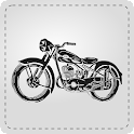 Motorcycle Fuel Log - Donate icon
