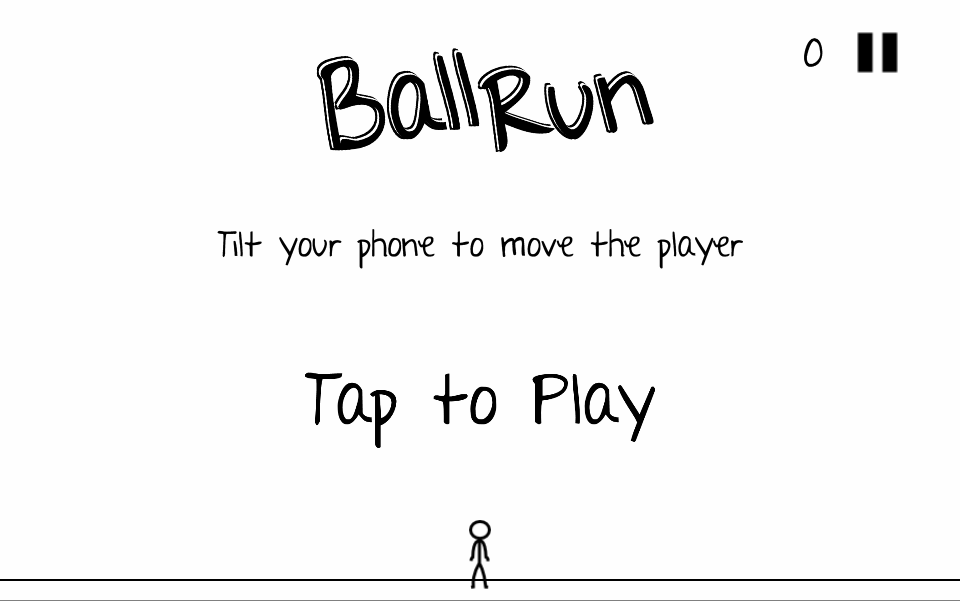 Ball Run- screenshot