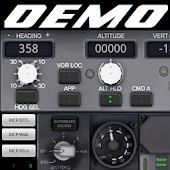 PWB737 MCP EFIS RADIO FSX Demo