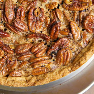 Deep-Dish Pecan Pie Recipe