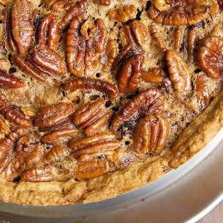 Deep-Dish Pecan Pie.