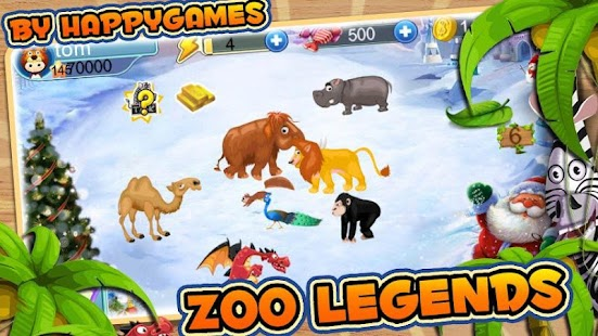 Zoo Legends - screenshot thumbnail