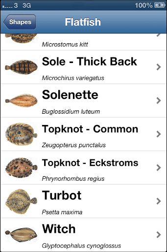 【免費書籍App】What Fish UK-APP點子