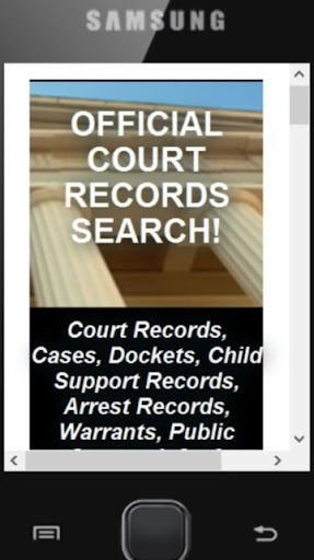 Court Records Search
