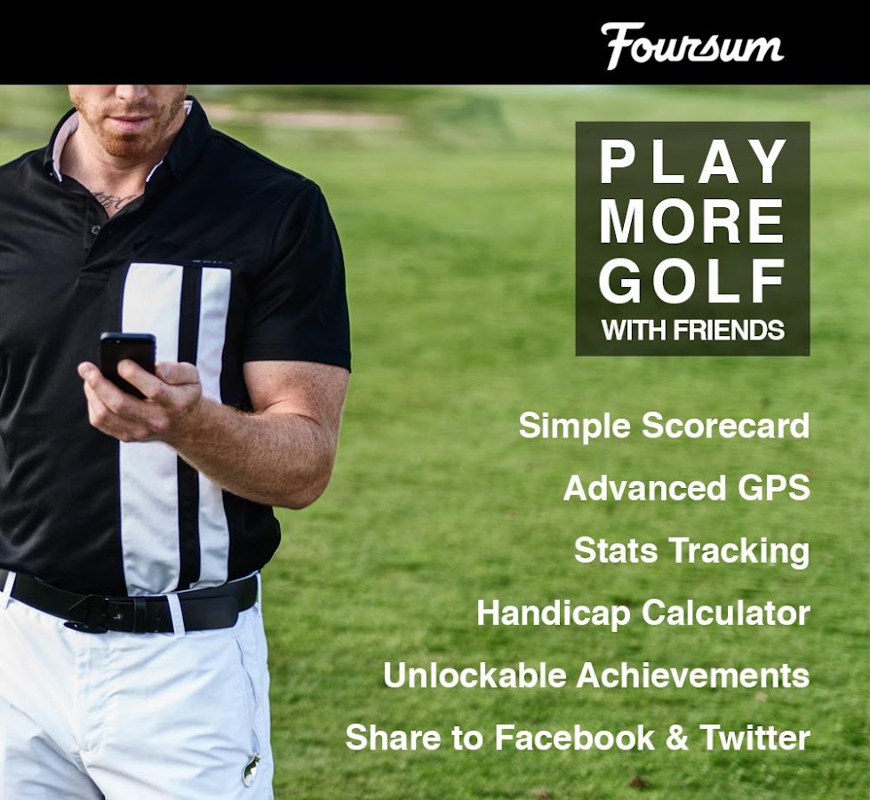 Foursum Golf - screenshot