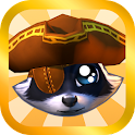 Raccoon Rumble: Splash Rescue icon