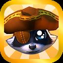 Raccoon Rumble: Splash Rescue mobile app icon
