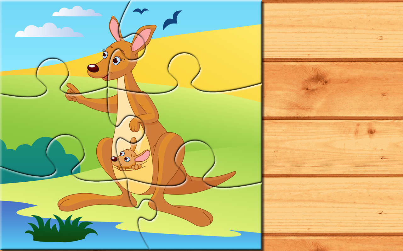 Uncategorized Picture Puzzle For Kids 16 kids puzzles cute animals android apps on google play screenshot