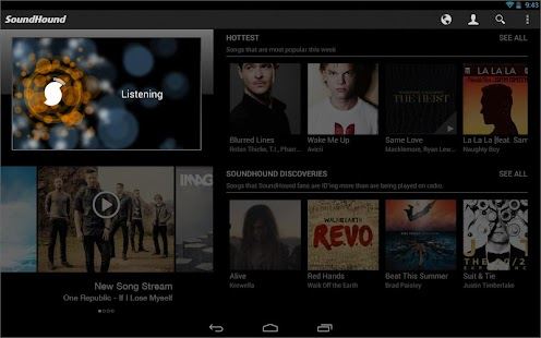 SoundHound ∞ - screenshot thumbnail