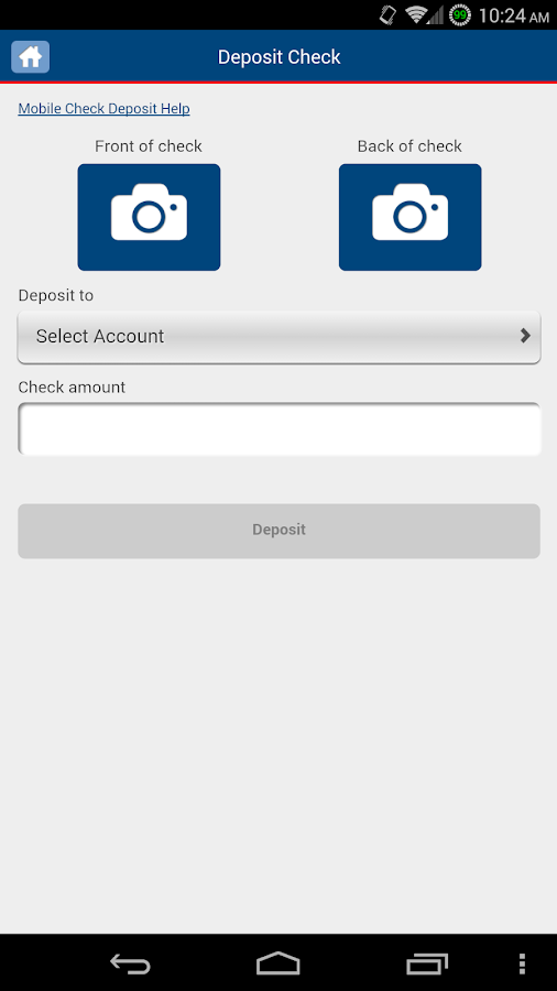 Arvest Mobile Banking- screenshot
