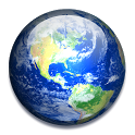 Earth Live Wallpaper (Full HD) icon