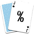True Blackjack Odds (Free) icon