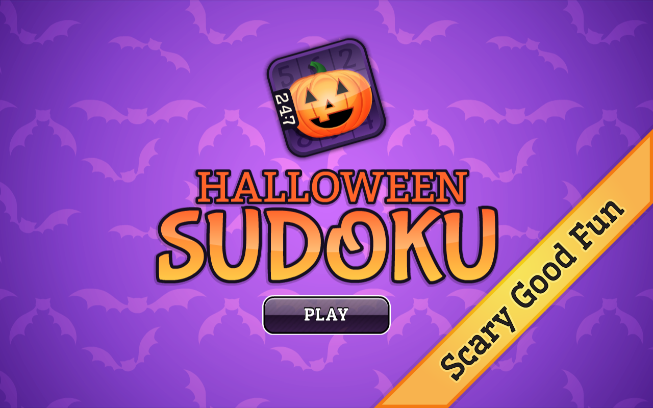 Halloween Sudoku - screenshot