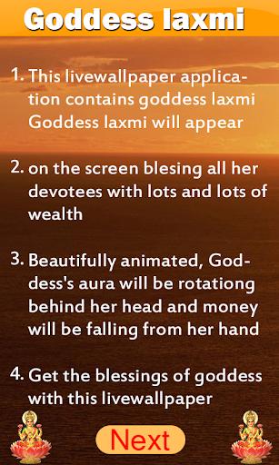 Godess Laxmi Wallpaper