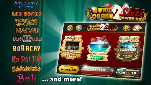 Slots Power Up 2 World Casino