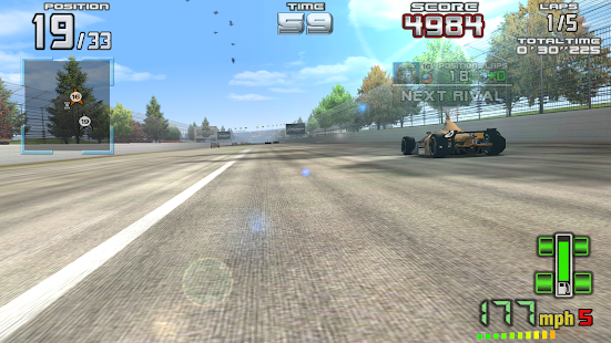 INDY 500 Arcade Racing Screenshot 4