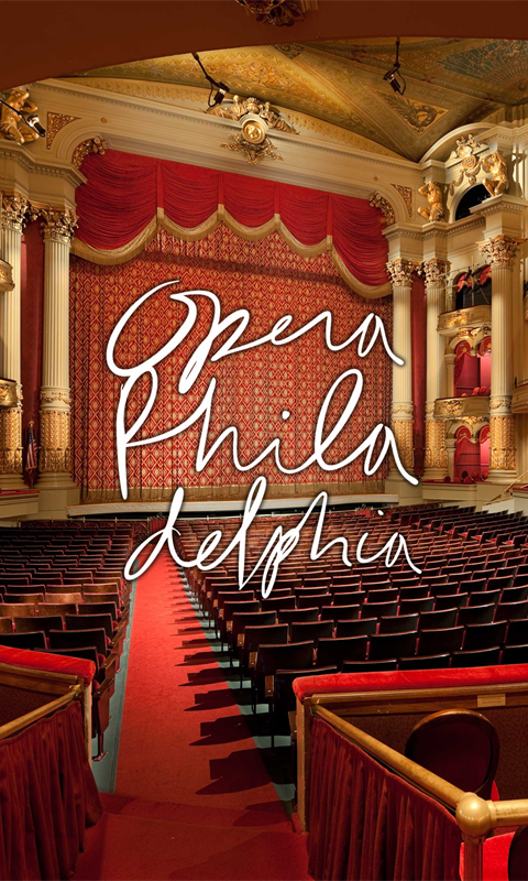 Opera Philadelphia- screenshot