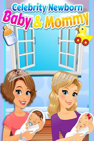 Celebrity Newborn Baby & Mommy 1.1 screenshot 2076151