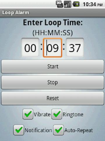 Loop Alarm