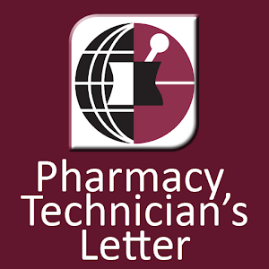 pharmacy tech letter