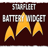 Starfleet Battery Widget